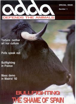 Cover of ADDA Magazine