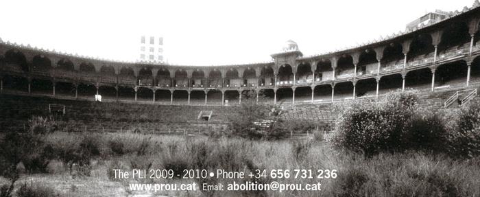 Plaza Toros Barcelona, Deserted