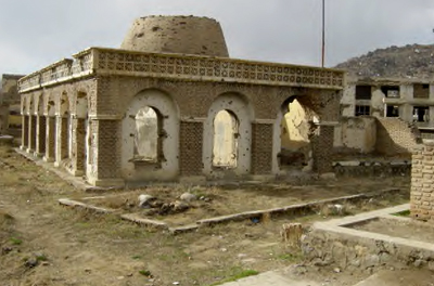 The Destroyed Elephant House