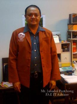 Mr. Janadol