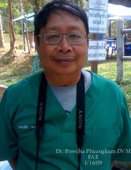 Dr. Preecha