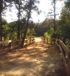 Mosha's Path Completed 10/10/08