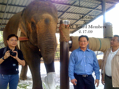Motala and old friends