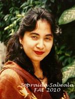 Soraida Salwala Founder FAE