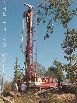 Drilling The Third Well